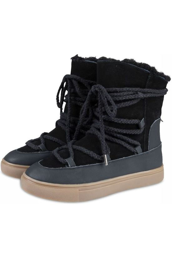 Yaya Bottine Snow Boot Noir
