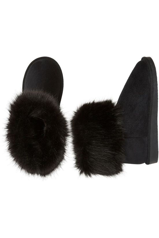 Vero Moda Slippers Vmkennalo Boot black