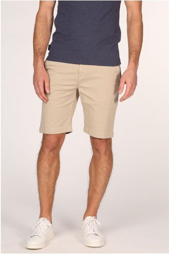 Superdry Short International Chino Brun Sable