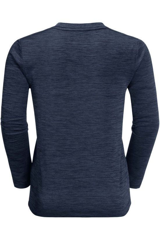 Jack Wolfskin T-Shirt Vargen Dark Blue/Assorted / Mixed