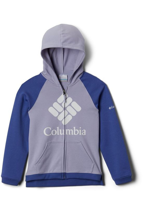 Columbia Pullover Branded French Terry light purple/purple
