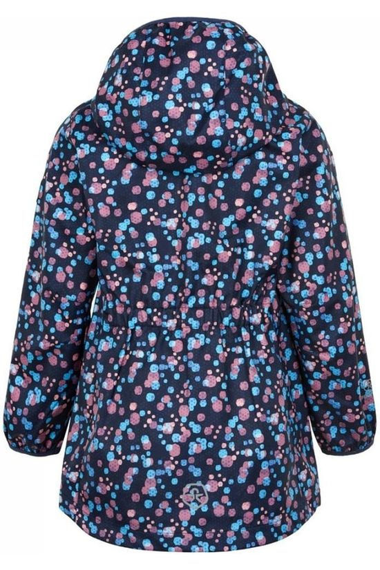 Color Kids Softshell Tera Softhell Aop Dark Blue/Assorted / Mixed