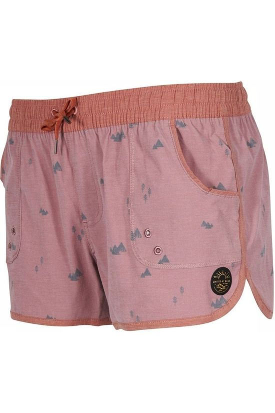 United By Blue Kids Shorts Peaks And Pines rust