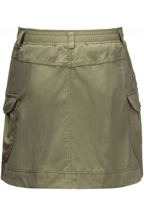 Jack Wolfskin Skort Treasure Hunter mid khaki