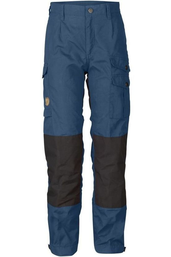 Fjällräven Trousers Vidda blue/exceptions