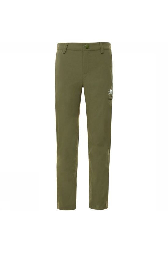 The North Face Broek Exploration Middenkaki