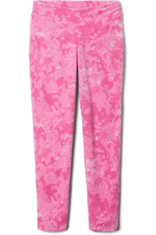 Columbia Broek Glacial Printed Fuchsia/Ass. Camouflage