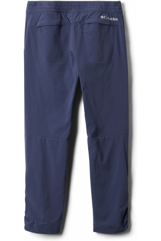 Columbia Trousers Tech Trek mid blue