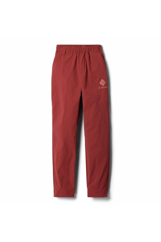 Columbia Trousers Firwood Camp dark red