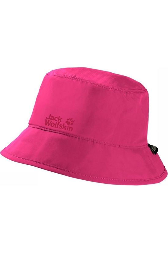 Jack Wolfskin Hat Supplex Safari Fuchsia