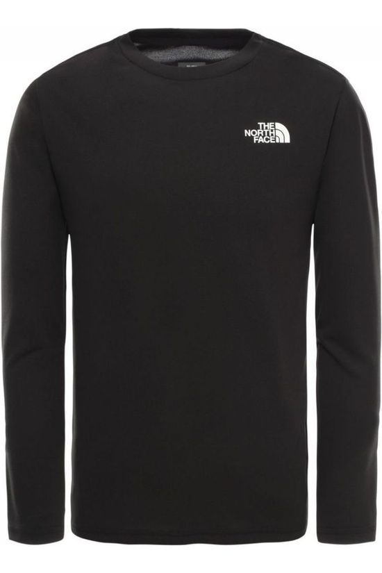 The North Face T-Shirt Reaxion Zwart/Wit