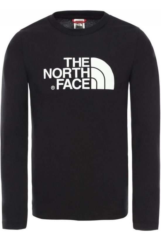 The North Face T-Shirt Easy Noir/Blanc