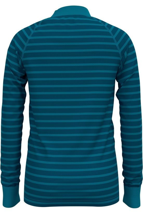 Odlo T-Shirt Active Warm Eco Petrol