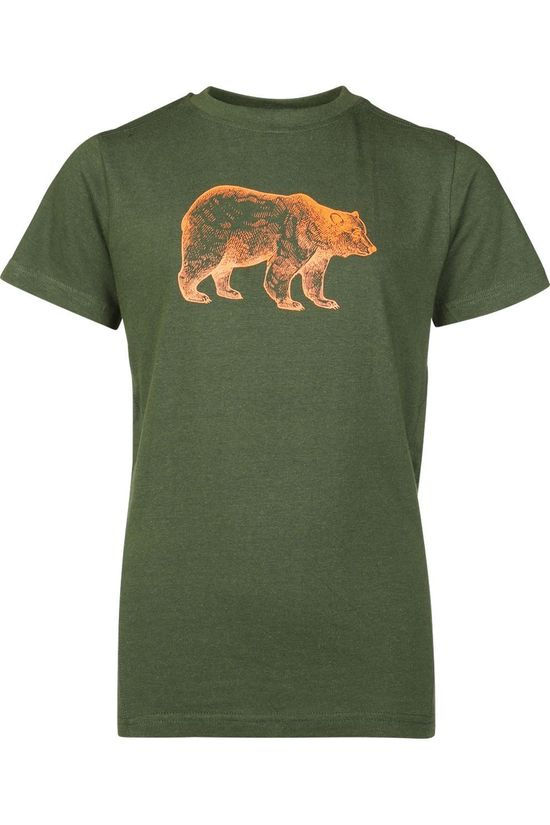 Ayacucho Junior T-Shirt Dalwin dark green