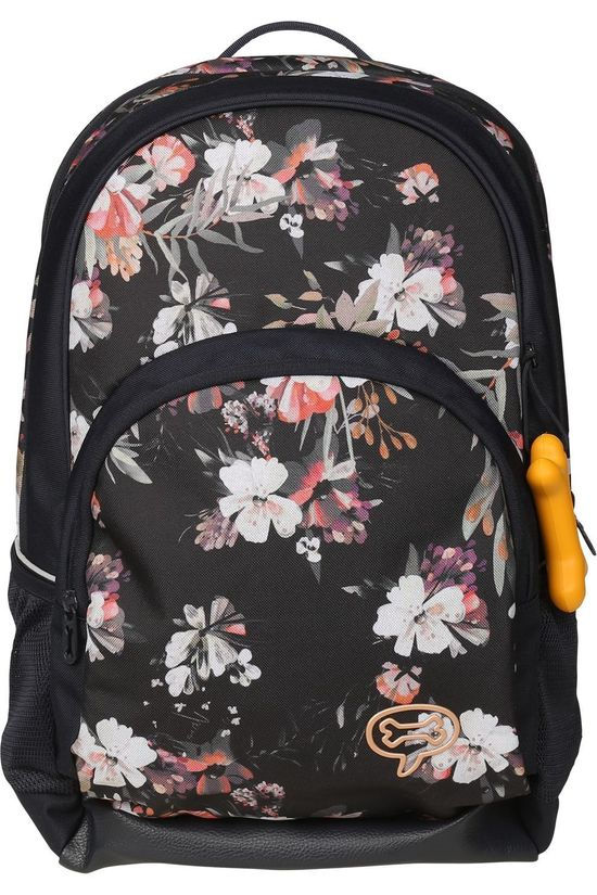 Stones and Bones Daypack Aspen Black/Ass. Flower