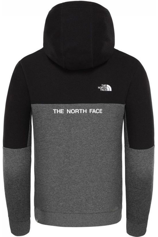 The North Face Pull South Peak Hoodie Noir/Gris Moyen