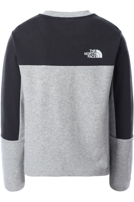 The North Face Trui Slacker Lichtgrijs