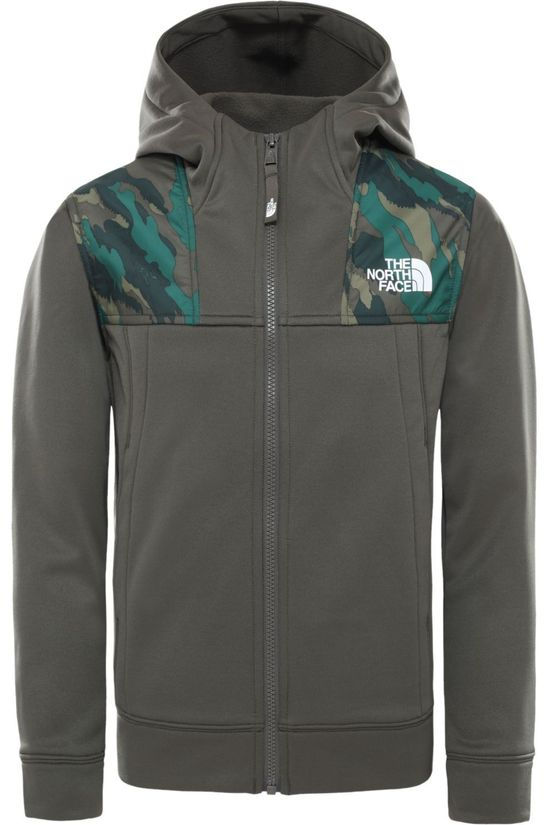 The North Face Pullover Surgent Hoodie Mid Khaki/No colour