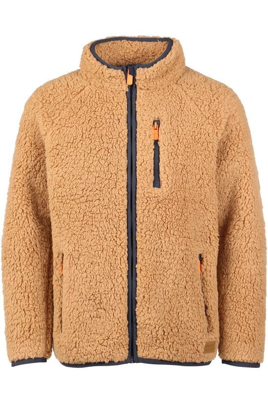 Ayacucho Junior Pullover Javi light brown