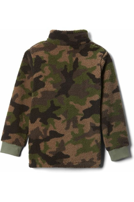 Columbia Trui Rugged Ridge II Sherpa Middenkaki/Ass. Camouflage