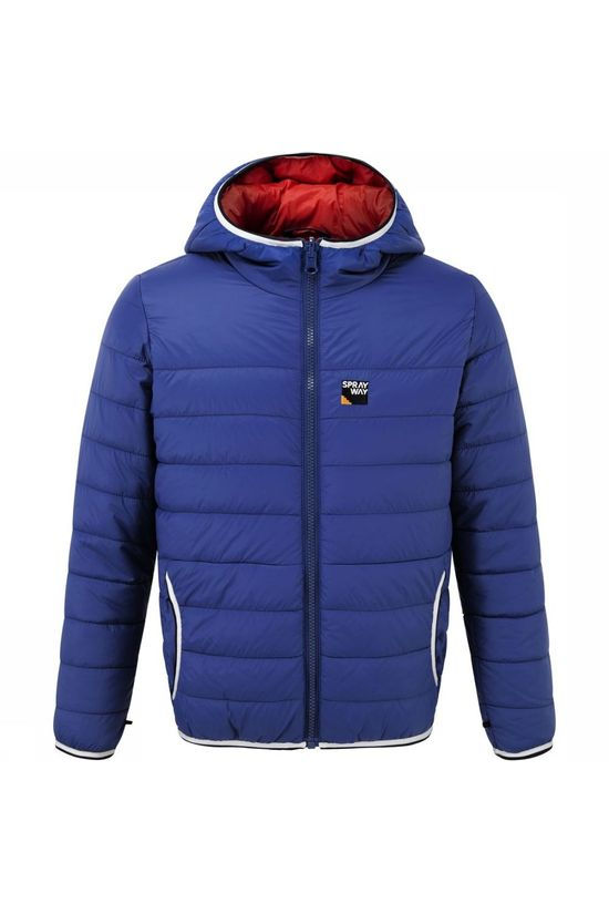 Sprayway Manteau Aston 3 In 1 Bleu Foncé