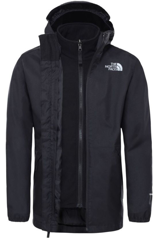 The North Face Manteau Y Elian Tric Noir