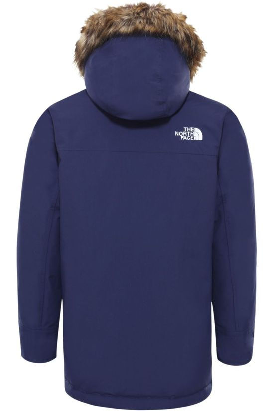 The North Face Doudoune Mcmurdo Parka Bleu Marin