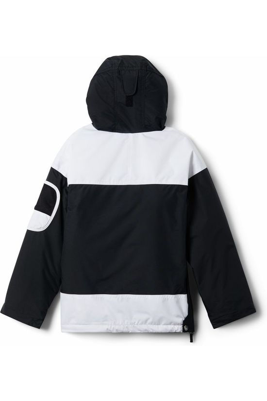 Columbia Manteau Challenger Pull Over Noir/Blanc