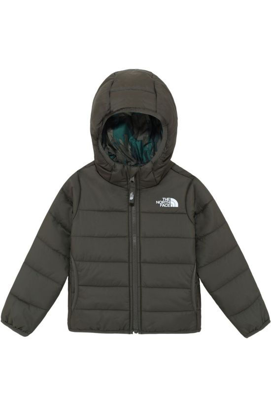 The North Face Jas Todd Reversible Perrito Donkergroen
