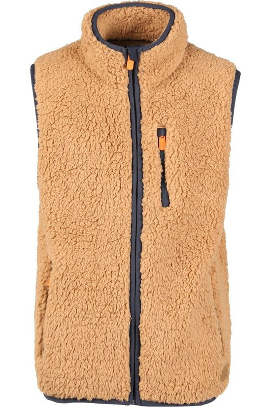 Ayacucho Junior Coat Javid light brown