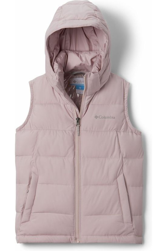 Columbia Manteau Pike Lake Hooded Rose Clair