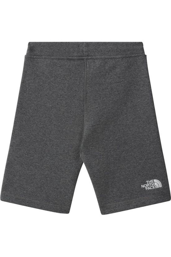 The North Face Shorts Y Fleece Mid Grey/Marle