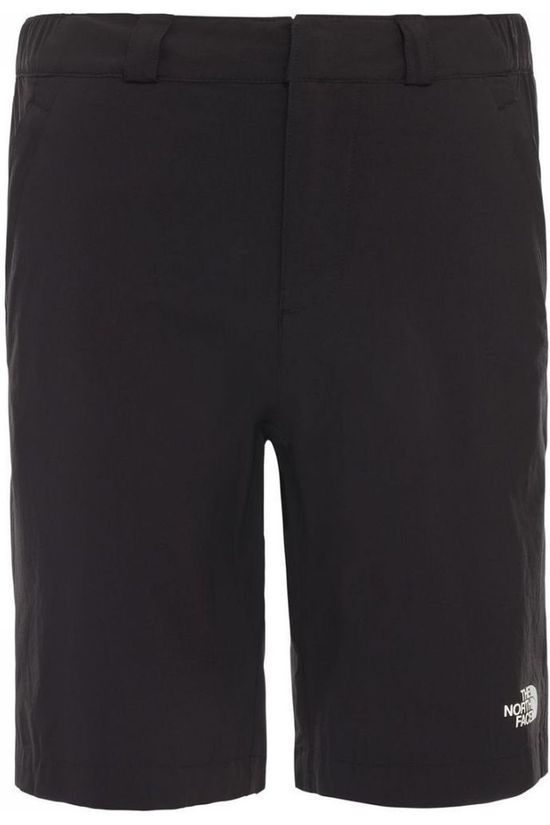 The North Face Short Boy'S Exploration Zwart