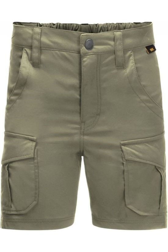 Jack Wolfskin Short Treasure Hunter Kaki Clair