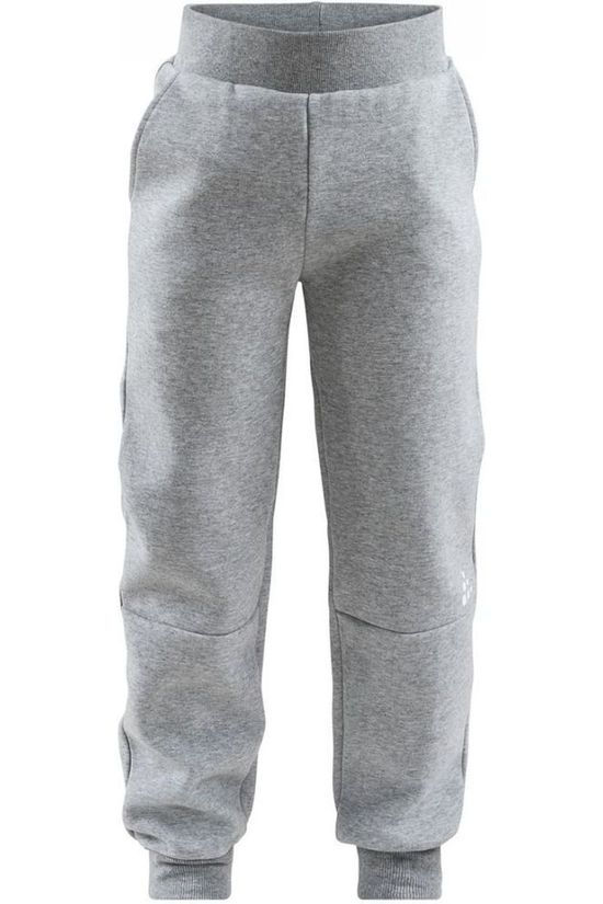 Craft Trousers District Jogger light grey