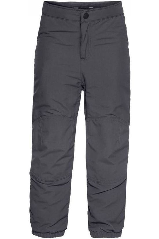 Vaude Trousers Caprea Warmlined II dark grey