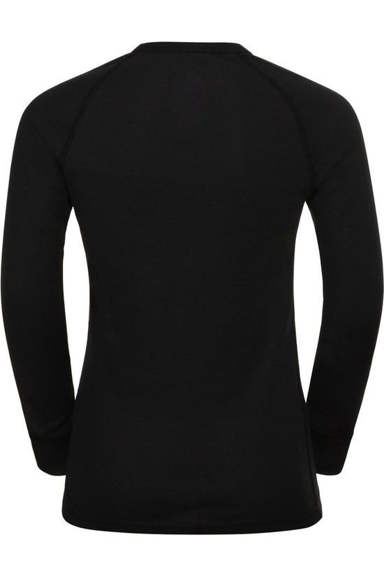 Odlo Underwear Active Warm Eco Kids Bi Top Crew Neck L/S black