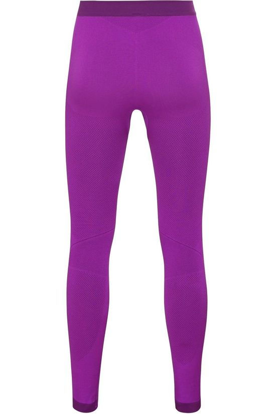 Odlo Pantalon Performance Warm Pourpre/Pourpre Moyen