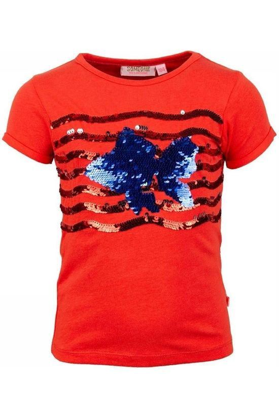Someone T-Shirt Nemo-Sg-02-D red