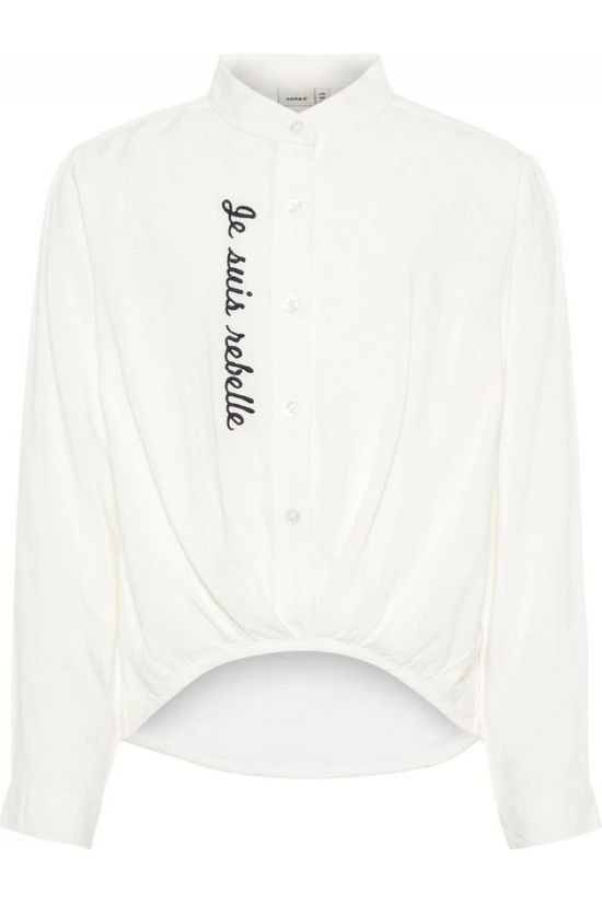 Name It Chemise fopaffron Blanc