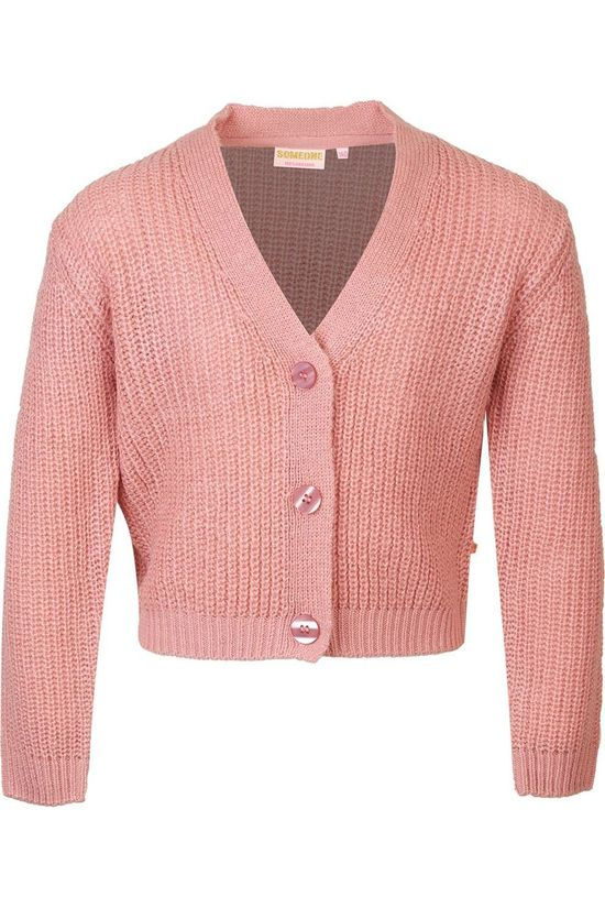 Someone Cardigan Jade-Sg-15-A Rose Clair