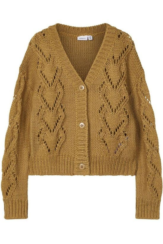 Name It Cardigan natinja bronze