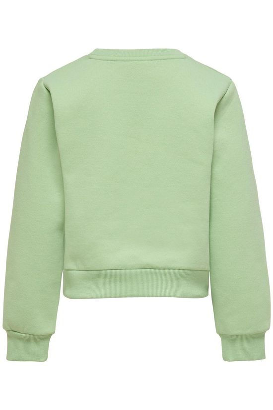 Kids Only Pullover Konlilliel/S light green