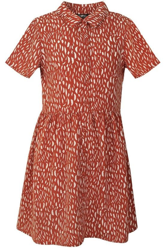 Awesome Dress Dapple-G-51-A Mid Brown/Assorted / Mixed
