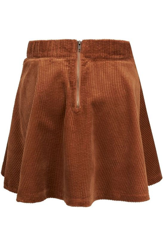 Someone Skirt Rory-Sg-41-A mid brown