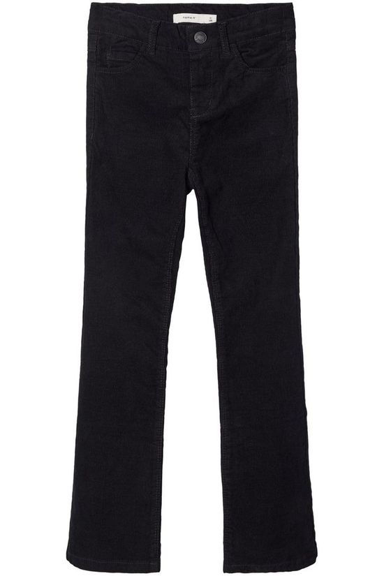 Name It Trouser fpolly Cordtaby Hw Boot Noos black