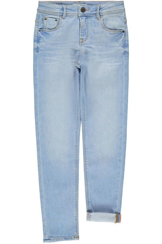 Name It Jeans Nkfrose Dnmtips1451Hw Mom Bet Noos Denim / Jeans/Bleu Clair (Jeans)