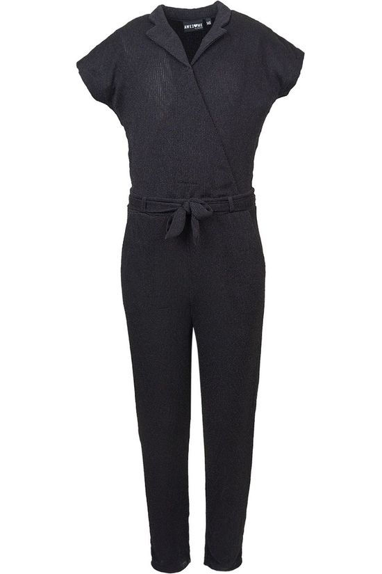 Awesome Jumpsuit Studio-G-64-B Noir