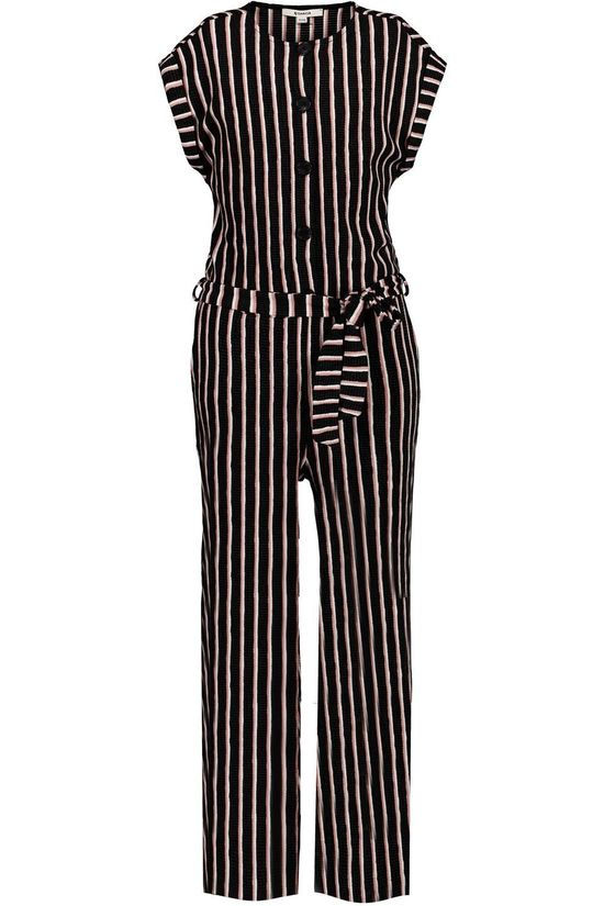 Garcia Jumpsuit S02484 light pink/black