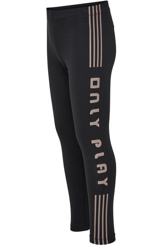 Only Play Legging Onpjuta Life Jrs Leg Noir